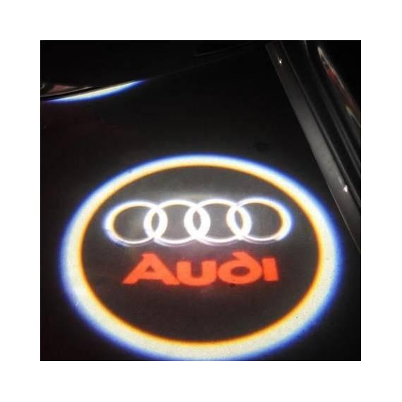 Set proiectoare / Logo portiere BMW