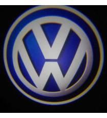 Set proiectoare / Logo portiere Volkswagen,VW