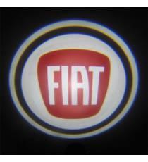 Set proiectoare / Logo portiere FIAT