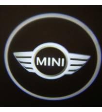 Set proiectoare / Logo portiere MINI