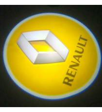 Set proiectoare / Logo portiere RENAULT