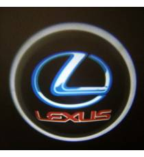 Set proiectoare / Logo portiere Lexus
