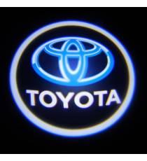 Set proiectoare / Logo portiere Toyota