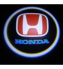 Set proiectoare / Logo portiere HONDA