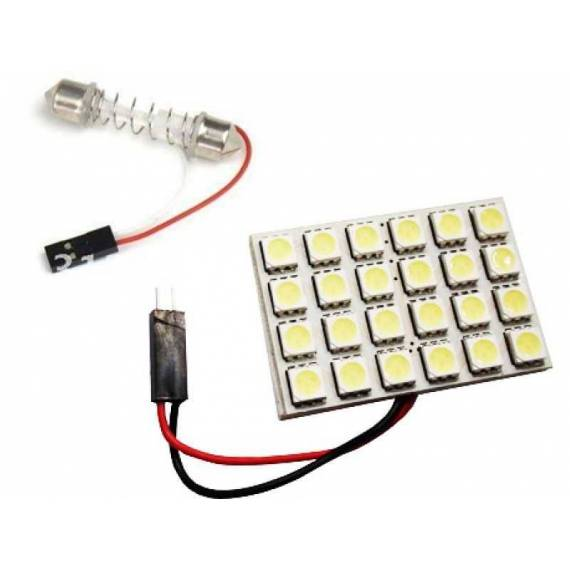 LED W5W T10 78 SMD 5050